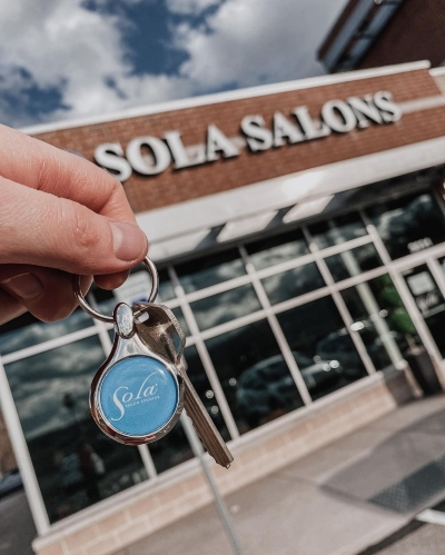 Make your dream a reality with Sola Salons!