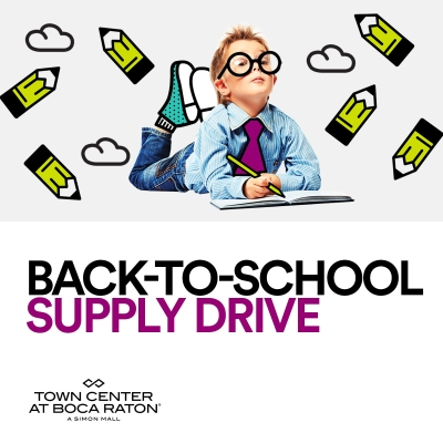Back-to-School Supply Drive