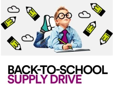 Back to School Supply Drive With Amigos For Kids