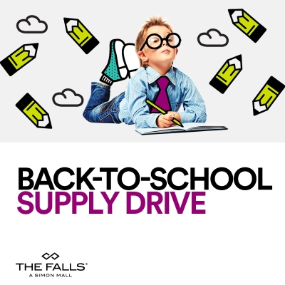 Back to School Supply Drive With YMCA South Dade