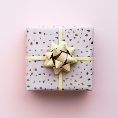 Gift Wrapping at The Gifts Wall