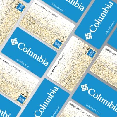 GET A $25 COLUMBIA SPORTSWEAR PROMO CARD