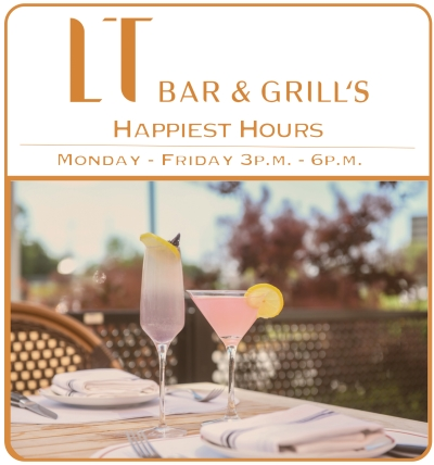 LT Bar and Grill's Happiest Hours