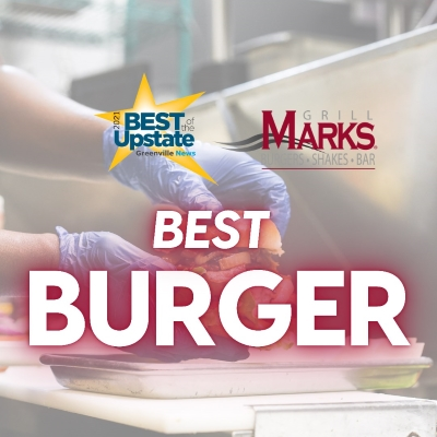 Best Burger of the Upstate!