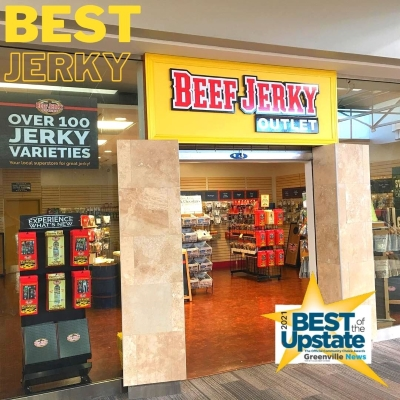Best Jerky in the Upstate!