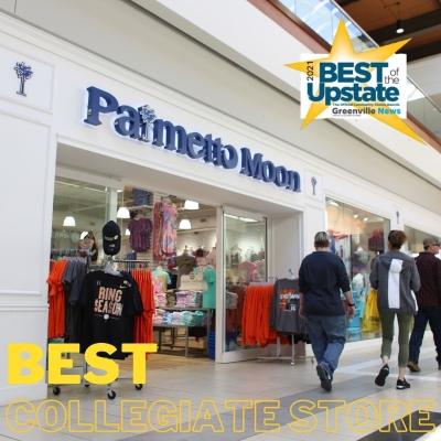 Best Collegiate Store in the Upstate!