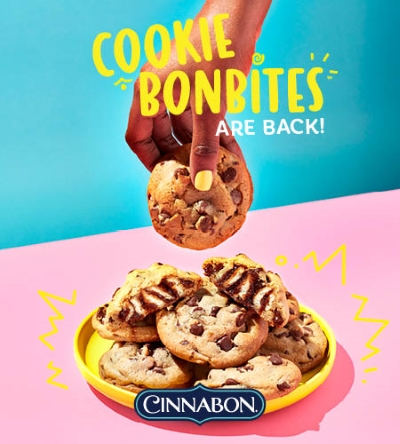 Cookie BonBites Are Back!