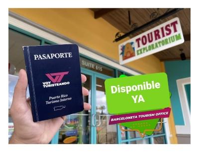 PASAPORTES DE TURISMO INTERNO - DISPONIBLES YA!