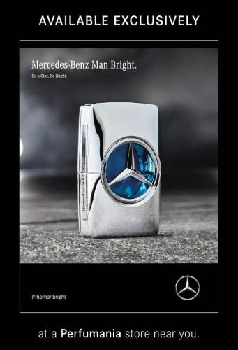 Mercedes-Benz Man Bright!