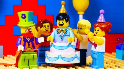 It's time for a LEGO Birthday Party
