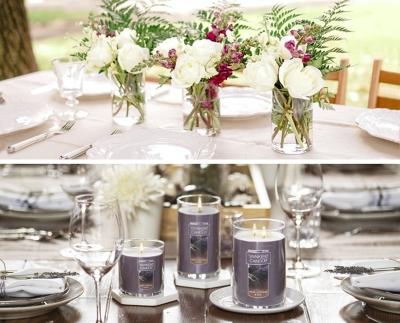 5 Ways Candles Can Brighten Your Wedding Season
