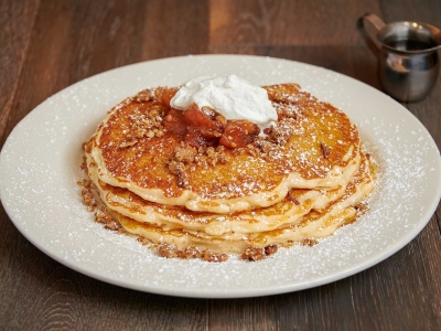 Rise and Shine with our Saturday and Sunday Brunch