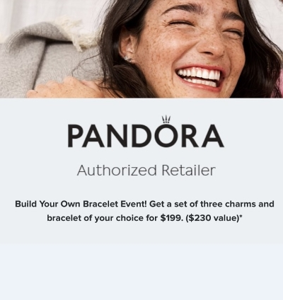 Pandora Build Your Own Bracelet Event