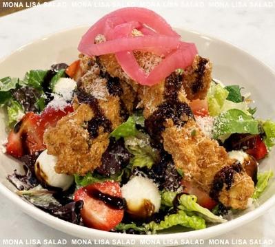 Mona Lisa Salad is back at NYAJ