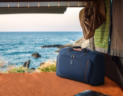 All Luggage Up to 50% Off*