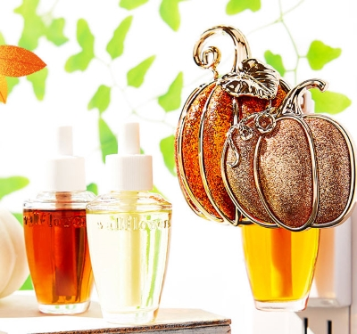 Fall scents have arrived at Bath and Body Works.