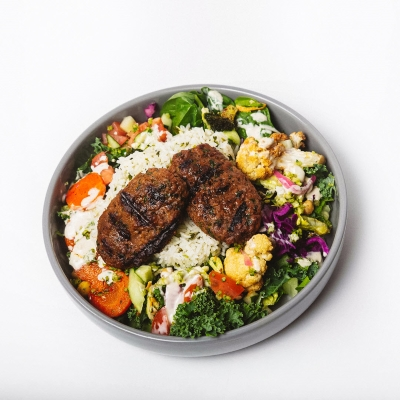 Learn more about Maoz Vegetarian