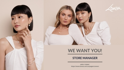 Now Hiring: Store Manager & Asst. Store Manager