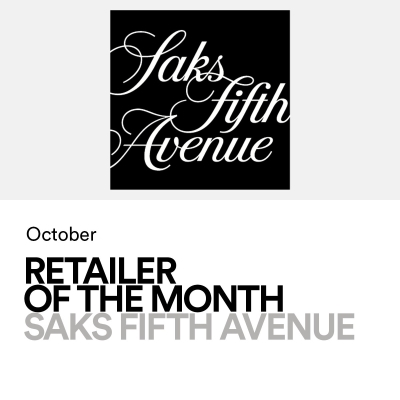October Retailer Of The Month: Saks Fifth Avenue