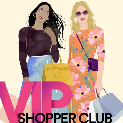 Join the VIP Shopper Club Today!