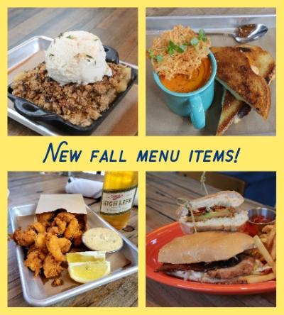 See our menu here