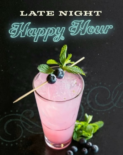 Missed Happy Hour? No Problem!