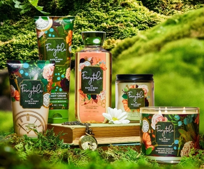 Once Upon a Fall at Bath & Body Works…