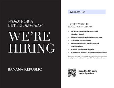 Banana Republic Careers