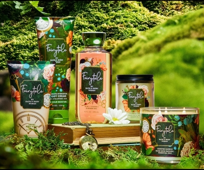 Once Upon a Fall at Bath & Body Works …