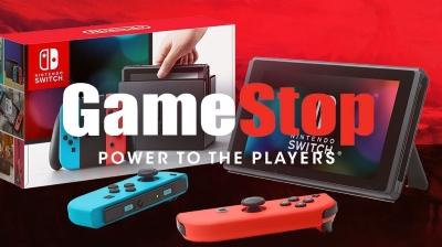 GameStop Trade-Ins