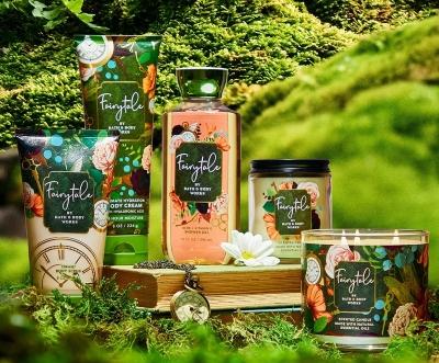 New Fall Fragrances at Bath & Body Works