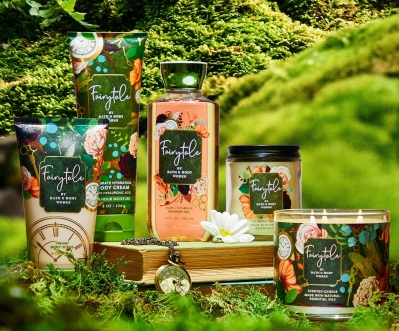 Once Upon a Fall at Bath & Body Works...