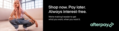 Charlotte Russe x AfterPay