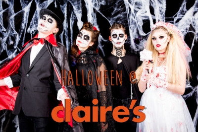 Claire's 2021 Halloween Collection