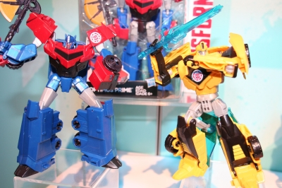 JC Collectibles Has Transformers!