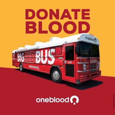 One Blood Appointment Sign Up