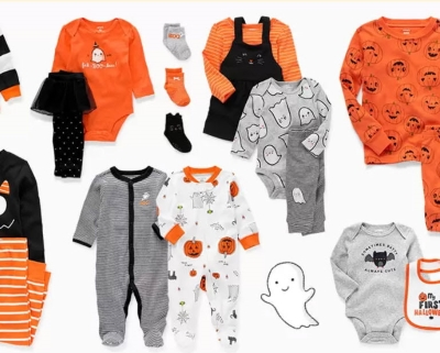 HALLOWEEN STYLES: UP TO 50% OFF