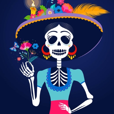 Day of the Dead at CPO!