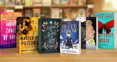 Barnes & Noble Monthly Picks: Buy 1, Get 1 50% Off