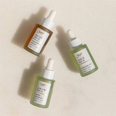 New Skincare Collection from Saje Natural Wellness