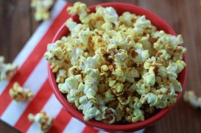 Boy Scouts Popcorn Drive