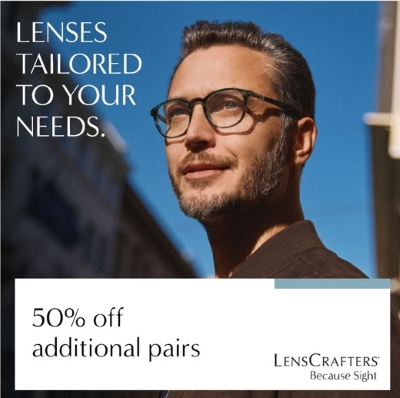 Lenses Tailored to Your Needs