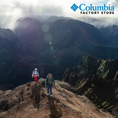 RETAILER OF THE MONTH: COLUMBIA FACTORY STORE
