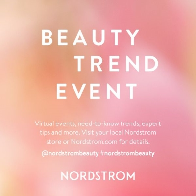 The October Beauty Trend Event