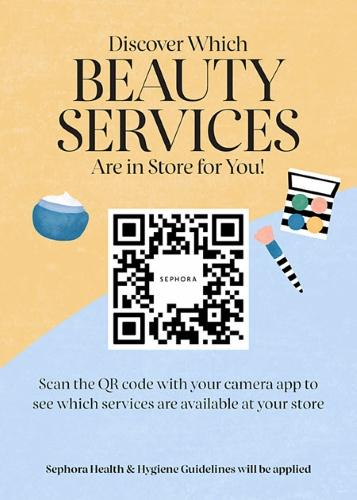 Discover Sephora!