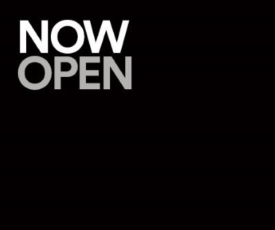 Now Open/Coming Soon