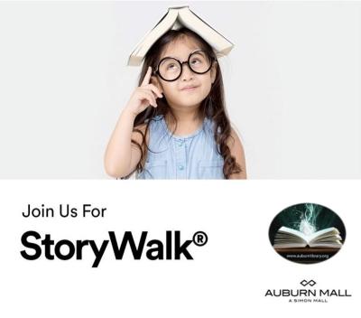 Introducing: Auburn Mall StoryWalk®