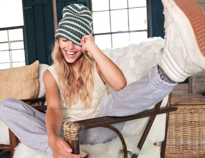 UP TO 40% OFF THE AERIE COLLECTION