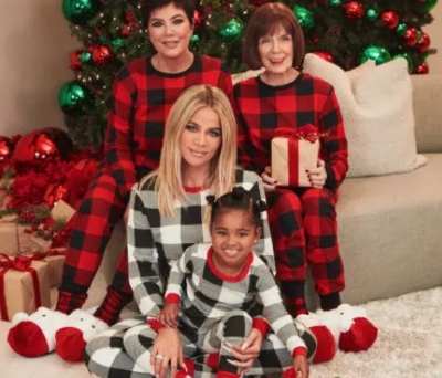 30% OFF: MATCHING FAMILY PJS
