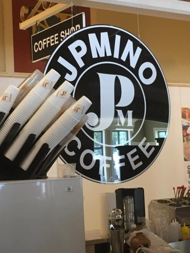 JPMINO Coffee Kiosk Now Open in the Food Court